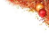 Christmas flourish — Stock Photo