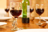 Dining table — Stock Photo
