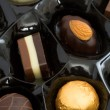 Tray of chocolates — Stock Photo #13275906