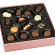 Box of chocolates — Foto de Stock