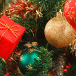 Christmas tree close up — Stock Photo #14109437