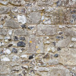 Stone wall detail — Stock Photo