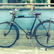 Vintage bicycle — Stock Photo #18886765