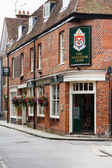 British pub — Stock Photo
