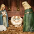 Nativity scene — Stock Photo #29874771