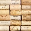 Wine cork pattern background — Stock Photo #30964859