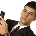 Businessperson working — Stock Photo