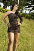 Fashion woman portrait — Stock Photo