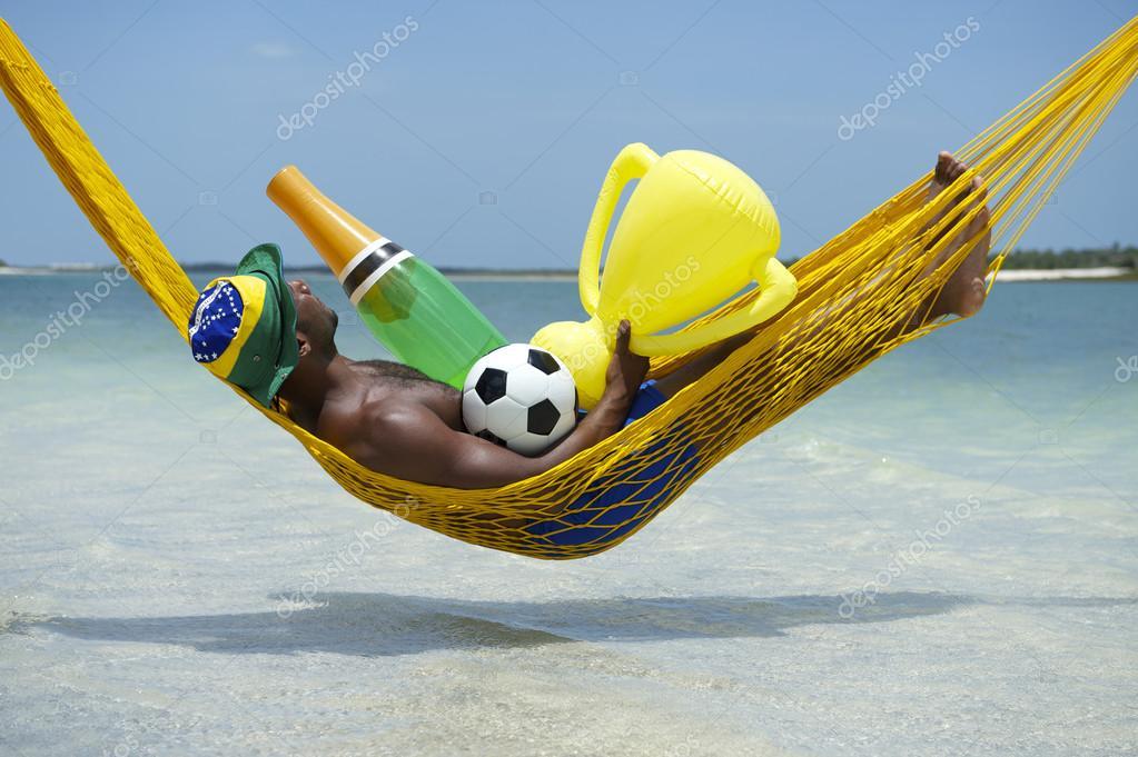 brasileño relajarse