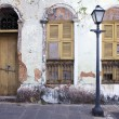 Neglected Brazilian Colonial Architecture — Stock Photo