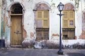 Neglected Brazilian Colonial Architecture — Stock Photo