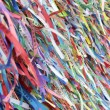 Wish Ribbons Famous Bonfim Church Salvador Bahia Brazil — Stock Photo #37870391