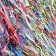 Wish Ribbons Famous Bonfim Church Salvador Bahia Brazil — Stock Photo