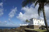Salvador Brazil Fort Santa Maria in Barra — Stock Photo