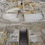 Ancient coloseum in Tarragona — Stock Photo #29388157