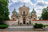 The Monastery of John Baptist, Poswietne, Poland — Stock Photo