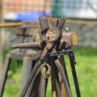 Blacksmith tools — Stock Photo