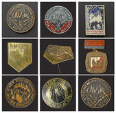 War medal set — Stock Photo