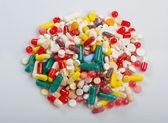 Médicas pastillas — Foto de Stock