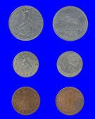 Set cents Zimbabwe — Stock Photo