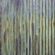 Green metal texture — Stock Photo