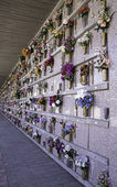 Nisz na cmentarzu — Zdjęcie stockowe