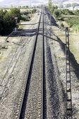Route Rail — Stock Photo