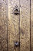 Dörren spärren — Stockfoto