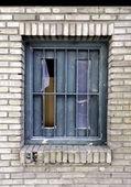 Vetro finestra — Foto Stock