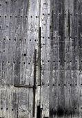 черные столы — Стоковое фото