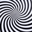 Hypnotic spiral — Stock Photo