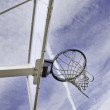 Basketball basket - Foto de Stock