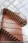 Estrutura da escada — Foto Stock