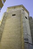 Eski ortaçağ kalesi — Stok fotoğraf
