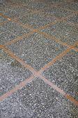 Pavimento in pietra — Foto Stock
