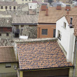 House roofs — Stock Photo