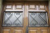 Door decoration — Stock Photo