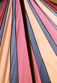 Circus tent colors — Stock Photo