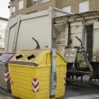 Garbage truck — Stock Photo #14120809