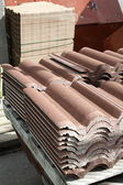 Concrete tiles — Stock Photo