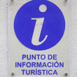 Information point - Stock Photo