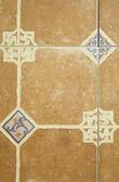 плитка с символами — Стоковое фото