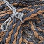 Sailor knot — Stock Photo