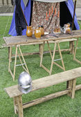 Medieval times — Stock Photo