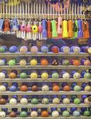 Toys fair — Stock Photo