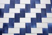 Mosaik-fliesen — Stockfoto