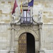 Stock Photo: Historical building in leon