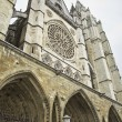 Stock Photo: Historic cathedral in Leon