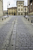 Malowniczej ulicy — Zdjęcie stockowe