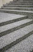 Taş merdivenle — Stok fotoğraf
